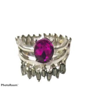 🔥2/$30🔥Crowned Victor Pink Ring
